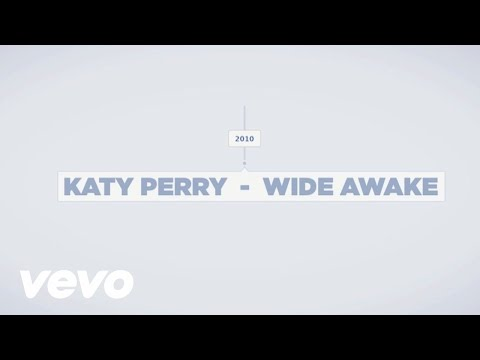 Katy Perry - Wide Awake (lyric Video) video