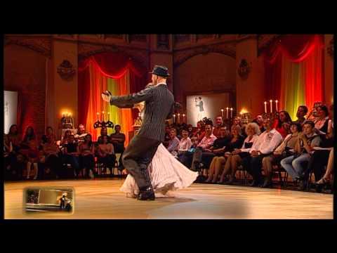 Donatas ir Rasa - Kviečiu šokti: pažadinta aistra