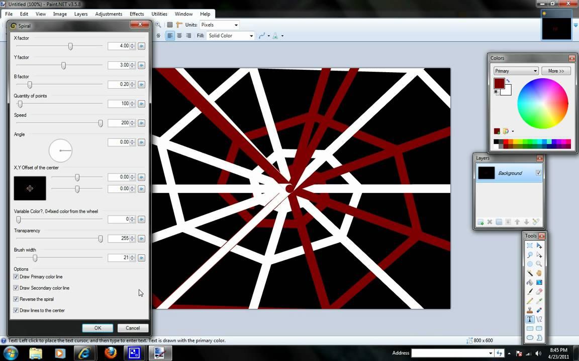 Paint Net Plugins Not Working