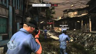 Max Payne 3 [PEGI 18] - Multiplayer Gameplay Part 1