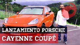 ¡Nueva Porsche Cayenne Coupé! | Desde Austria | Junto a Kike Pérez