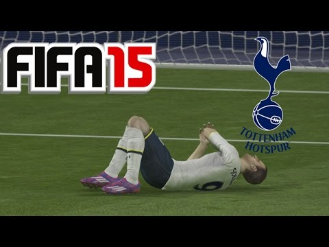 Spurs #3- BAD INJURIES, North London Derby, Free Money & More! (FIFA 15 Career Mode)