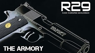 The ARMORY: Army Armament R29 Gold Cup | Deutsch