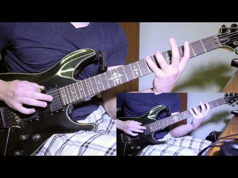 Attila - Hellraiser (guitar Cover) video