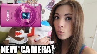 Canon Powershot Elph 330 HS Review and Test - YouTube Camera