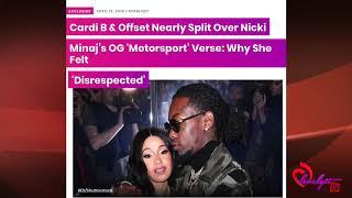 Cardi B had messaged Nicki Minaj to settle misunderstandings