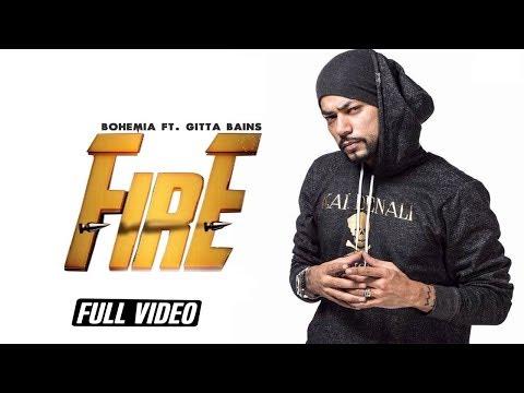 Fire || Gitta Bains Feat. Bohemia || Angel Records || Full HD...