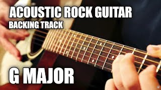 download lagu Acoustic Rock Guitar Backing Track In G Major gratis