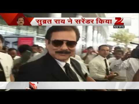 Sahara chief Subrata Roy arrested; SC to hear case on March 4