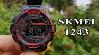 Skmei 1243 digital watch review #158