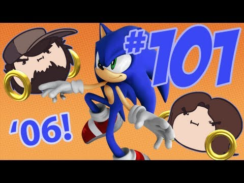Sonic '06: Pining for the Fjords - PART 101 - Game Grumps