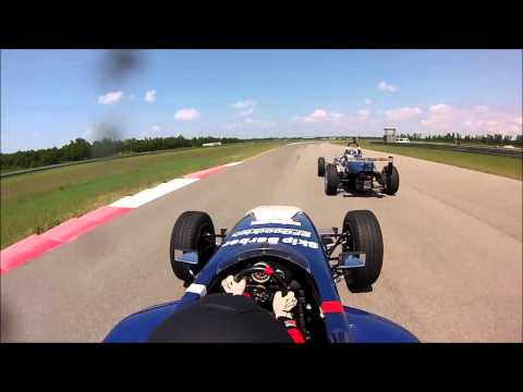 Andre Gomes - Skip Barber - NOLA race one