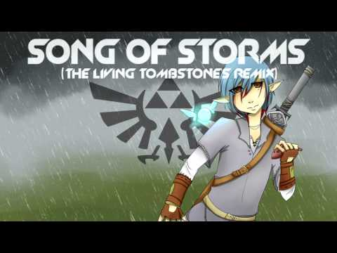 Song of Storms (The Living Tombstone's Remix) Music Videos