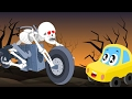 Little Red Car Rhymes Halloween Monsters Scary Song Little Red Car Rhyme mp3