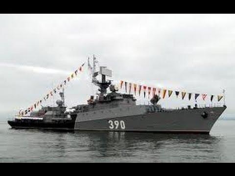 Малый противолодочный корабль 390 МПК-222 «Кореец» / Small ASW ship 390 IPC-222 «Koreyets»