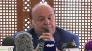هادي يشن هجوما عنيفا على صالح