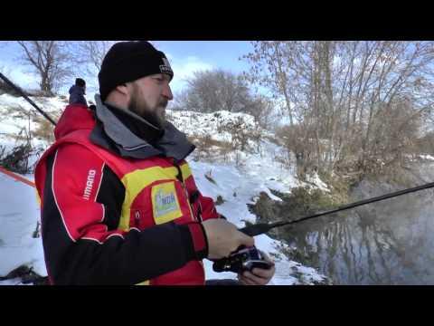 ловля на фидер в брянске видео