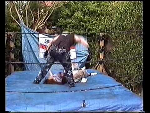 ewe extreme wrestling entertainment backyard wrestling youtube