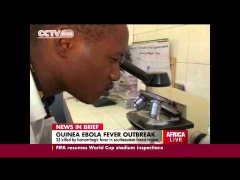 Guinea Ebola Outbreak