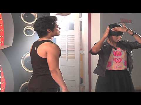 Dil Dosti Dance Amar And Shakti's Masti  Behind The Scene video
