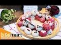 Hướng dẫn làm bánh su vòng tặng ngày quốc tế phụ nữ - BEEMART