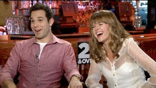 21 AND OVER Interviews: Skylar Astin, Miles Teller, Justin Chon and Sarah Wright