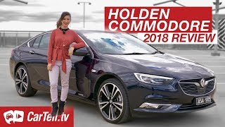 2018 Holden Commodore Calais V Review | CarTell.tv