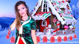 If I Lived in a Gingerbread House! | CloeCouture