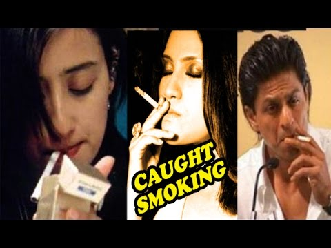 OMG!! Bollywood Actor's & Actresses Caught Smoking in Real Life!!