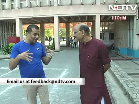 Walk The Talk with Chetan Bhagat