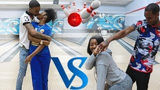 COUPLES BOWLING COMPETITION *Extremely Funny