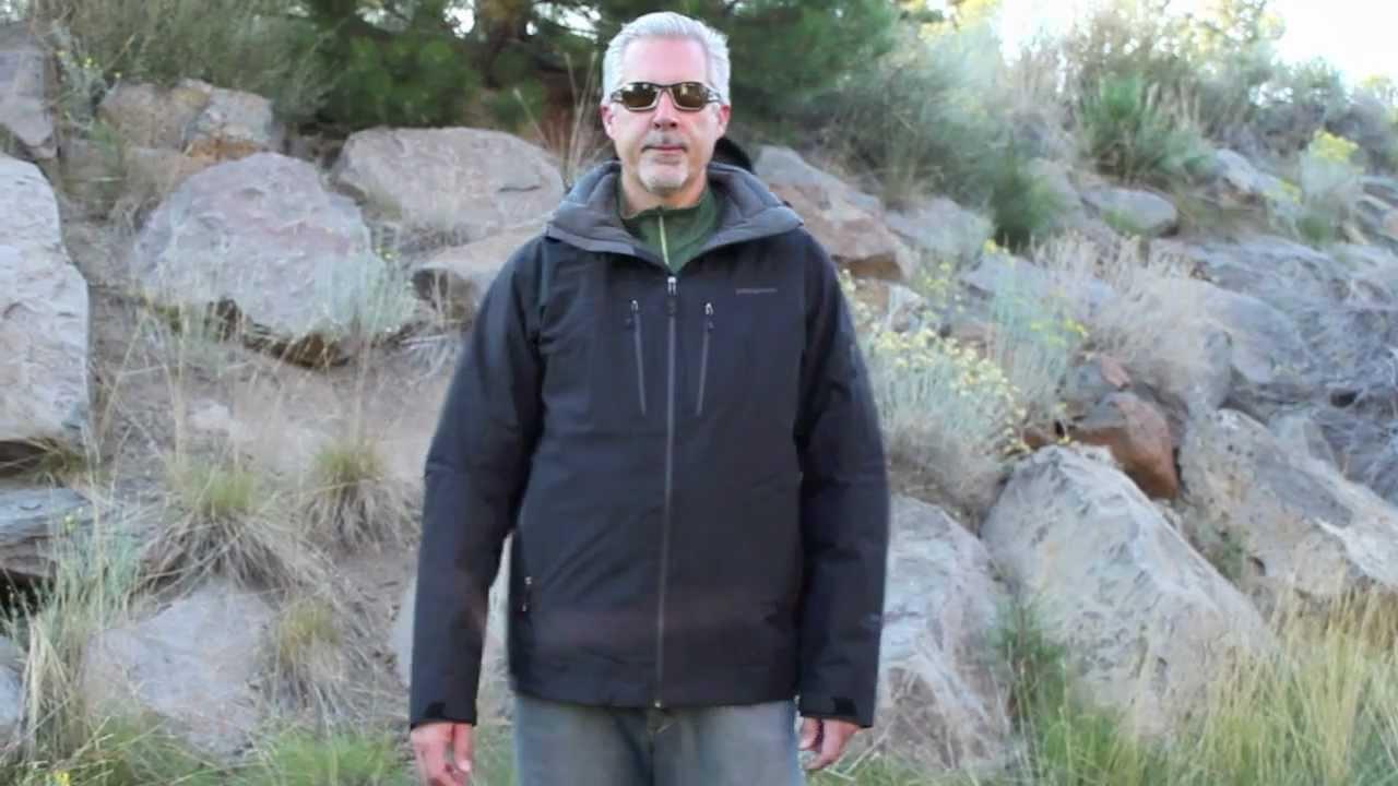 patagonia primo jacket test