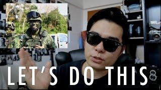 i'm starting the vlog