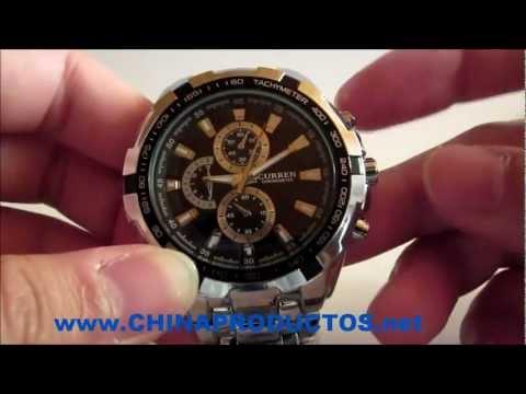 Часы curren m8023