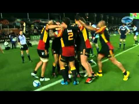 Blues vs Chiefs Rd.2 | Super Rugby Highlights