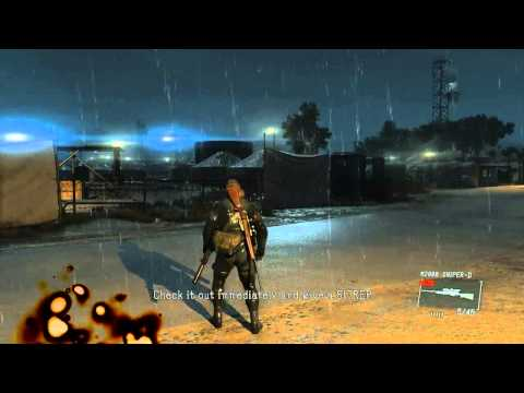 An Explosion To Remember - Metal Gear Solid Ground Zeroes PC Live Stream