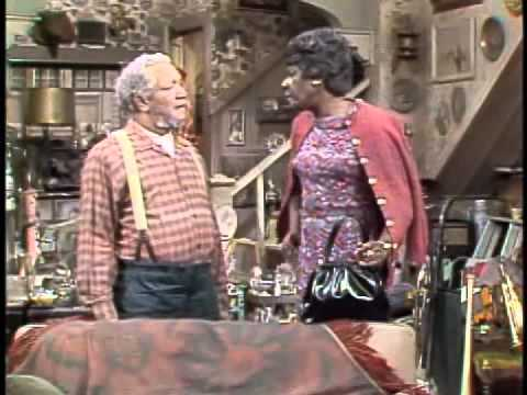 Sanford & Son - 4 Scenes With Aunt Esther video
