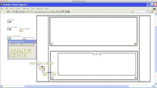 Message Handler Example in Labview 1 of 3.mp4