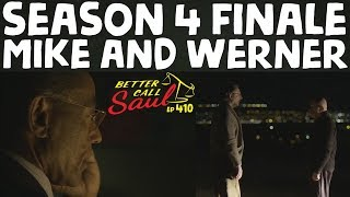 Better Call Saul Season 4 Finale Mike and Werner's Tragic Conclusion