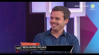 Benjamin Rojas en Tomate la Tarde (1 de 2)