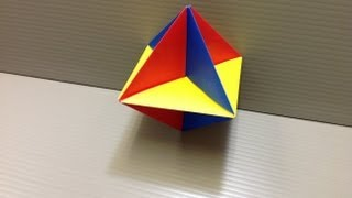 Daily Origami: 114 - Top