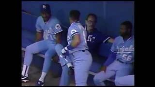 1991 MLB Royals at White Sox
