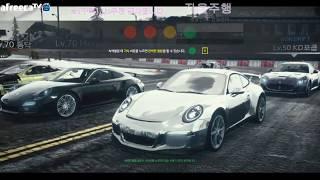 [유아프리190118-2]니드포스피드엣지 자율주행 NEED FOR SPEED car race game Automatic Driving
