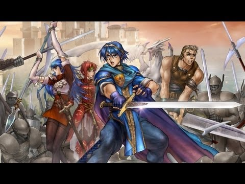 Fire Emblem: Heroes of Light and Shadow Chapter 8