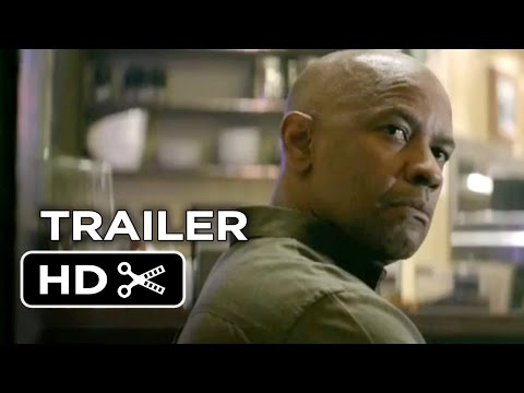 The Equalizer Official Trailer #2 (2014) - Denzel Washington Movie HD