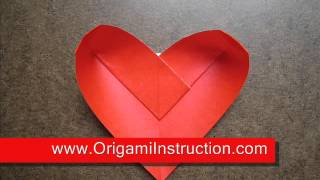 What Is An Origami Origami 3d Heart