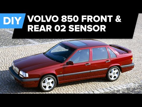 Volvo Oxygen Sensor Replacement (850 Turbo Front. Rear) FCP Euro