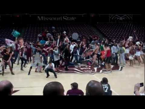 MSU Harlem Shake part 1