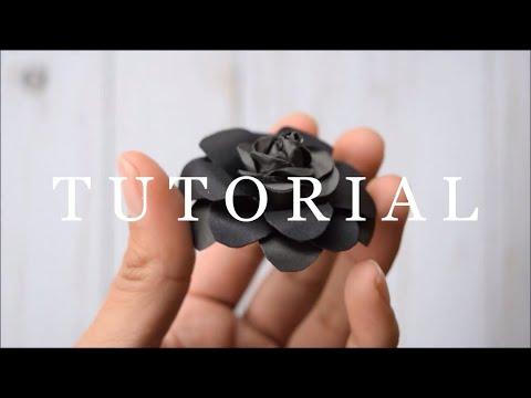 Paper Flower Tutorial | 4 Types!