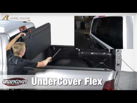 Under Flex Tonneau Cover Undercover Flex Tonneau Cover